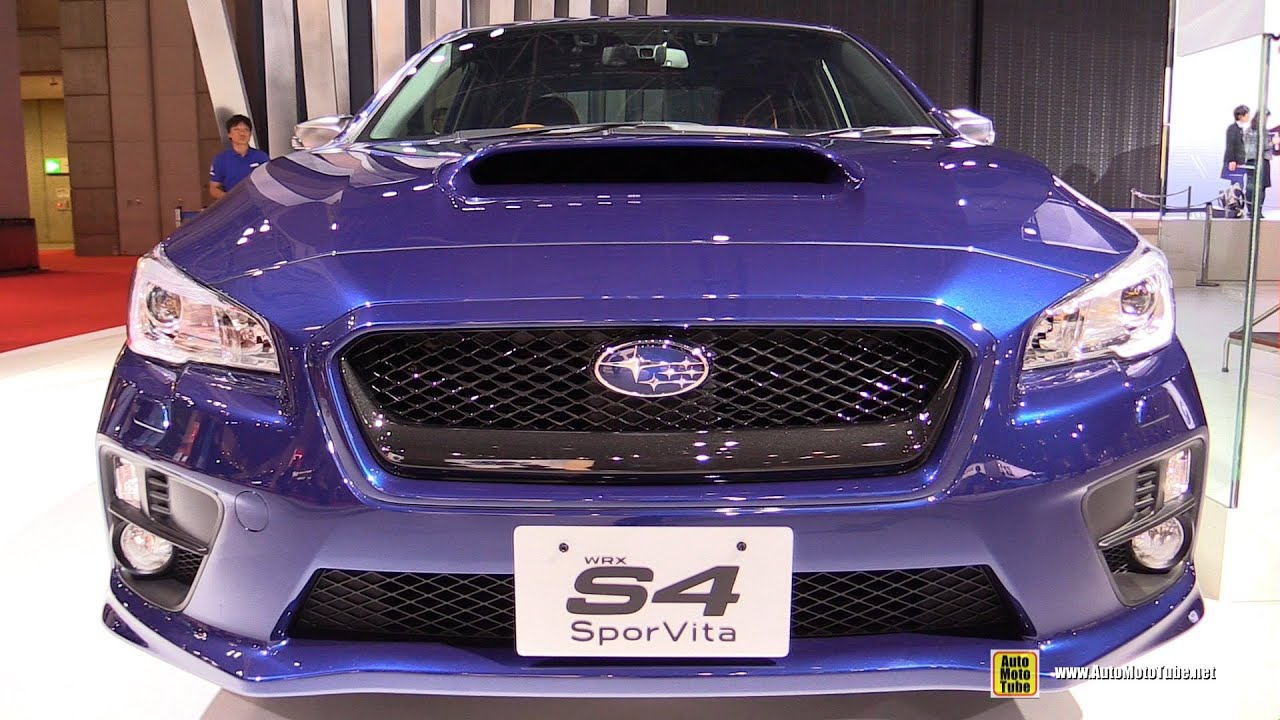 2016 subaru impreza wrx s4 sporvita exterior and. Black Bedroom Furniture Sets. Home Design Ideas
