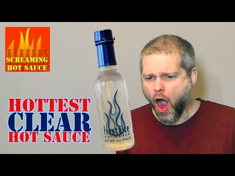1 MILLION Scoville!!! Frost Bite - Hot Sauce Review #13