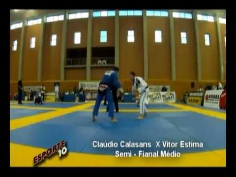 92 2 Esporte 10  | Calasans Jr Campeão Europeu 2011