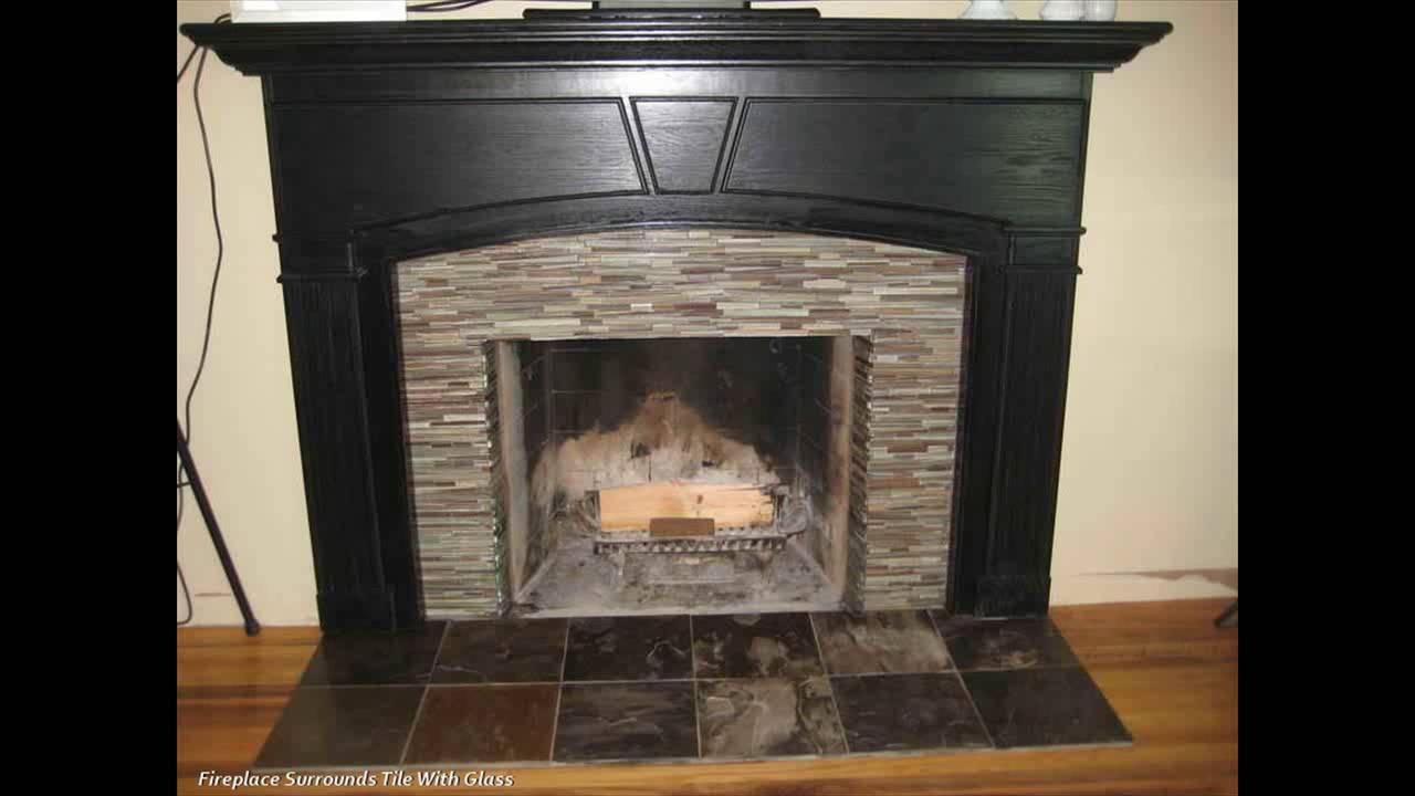 Fireplace borders floor tile youtube fireplace borders floor tile dailygadgetfo Choice Image