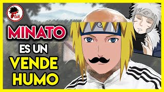 Naruto: MINATO es un VENDE HUMO en Naruto Shippuden