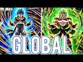 GLOBAL Gogeta Blue & DBS Broly Release Date Potentially Revealed | Dragon Ball Z Dokkan Battle