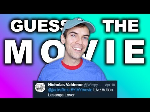 Guess the movie in 4 words! (YIAY #418)
