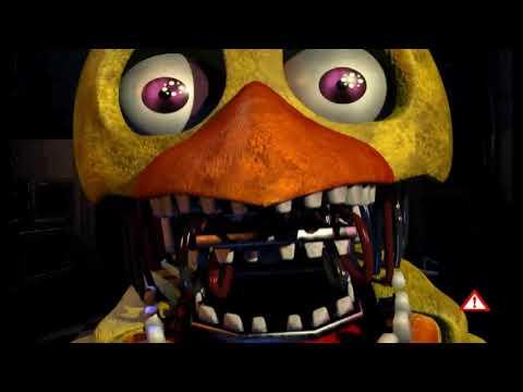 *La Revancha Contra Foxy*  - Saludando A Foxy Parte 2  ( Five Nights At Freddy's 2 )