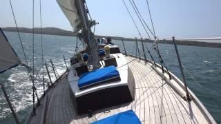 Doubtless Bay - Sailing