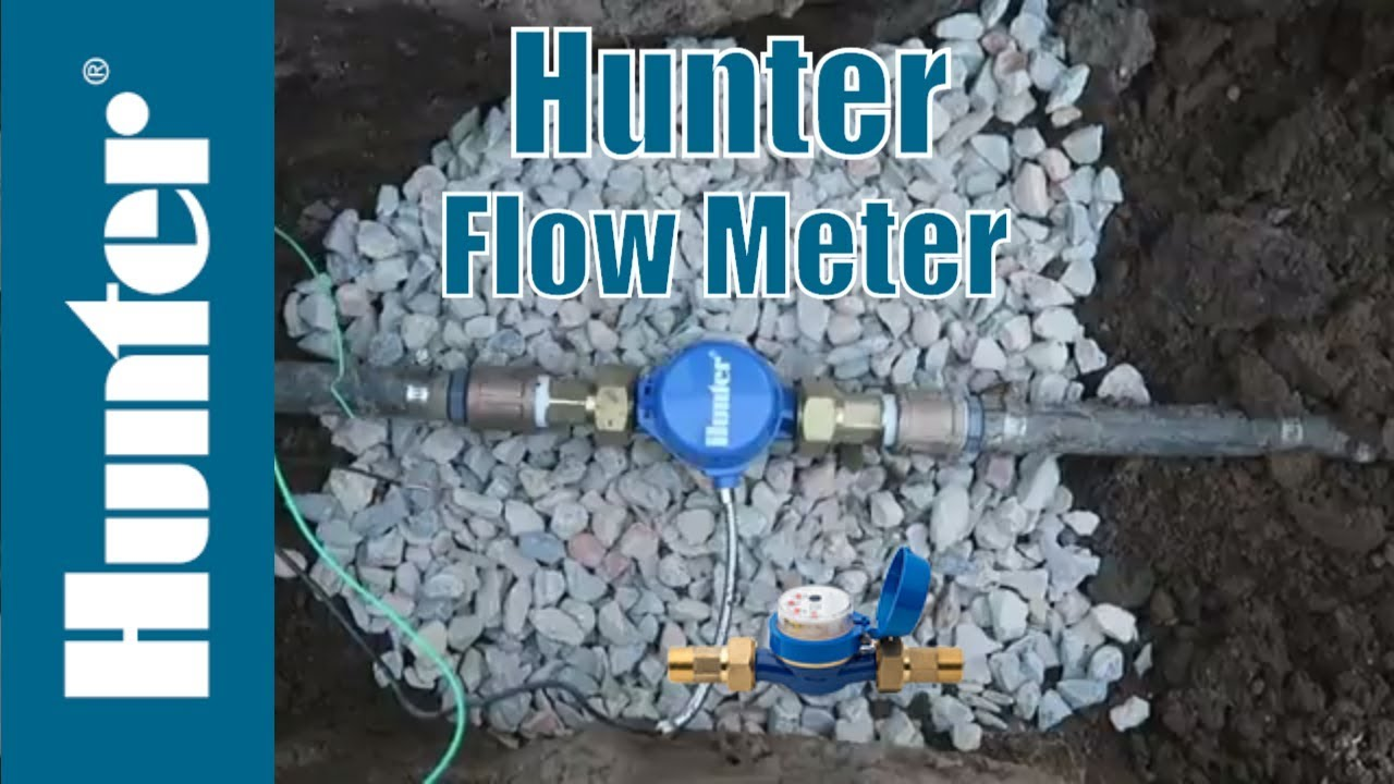 How to Install Hunter Flow Meter - TG Pro Tips - YouTube