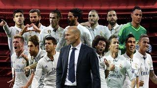 Real Madrid - All 106 La Liga Goals - 20162017 HD