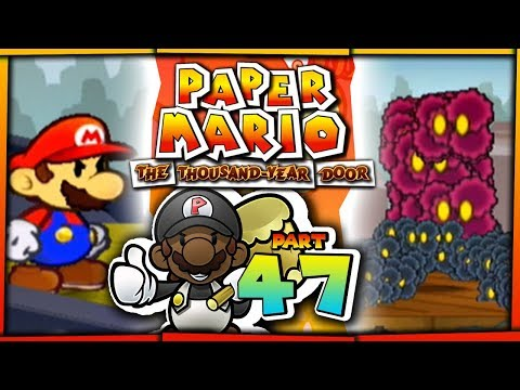 "Paper Mario The Thousand Year Door w/ @PKSparkxx! - Part 47 | ""IT'S LIVE MOLD!"" (VS Smorg)"
