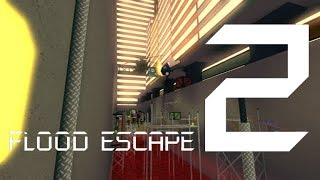 Roblox Flood Escape 2 (Test Map) - City (Fun & Favorite Insane)(Multiplayer)