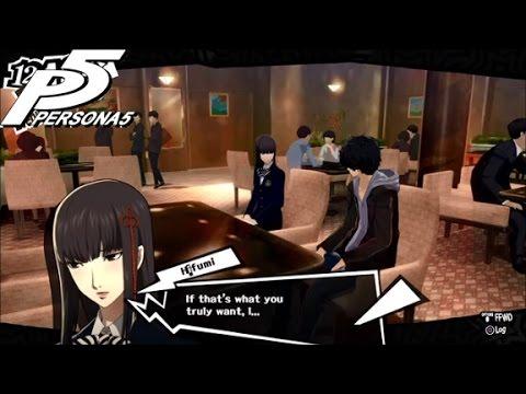 Persona 5: Hifumi Togo (Star) Confidant Link 1-10