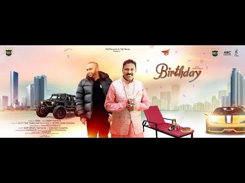 Смотреть клип Tank Ft. Bakshi Billa - Birthday