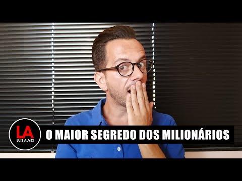 O MAIOR SEGREDO DOS MILIONÁRIOS LEI DA ATRAÇÃO