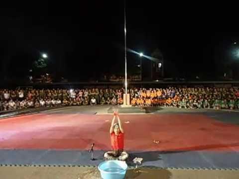 Múa dân vũ Té nước Thái Lan