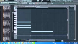 Hướng dẫn viết PAD hợp âm đơn giản FL studio
