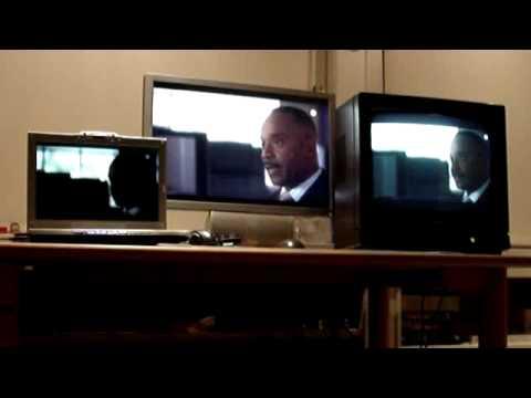 Verzögerungsvergleich: DVB-T vs. DVB-C/DVB-C HD vs. Kabel analog