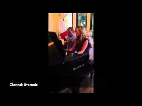 Delta Goodrem ft. Stan Walker - Born to Try live HD