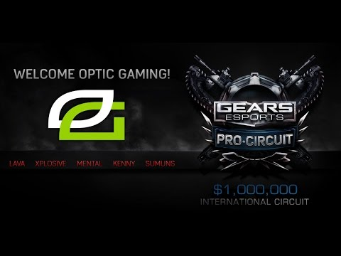 GEARS OF WAR 4 - Championship Finals $300K MLG Optic vs Eunited (Reclaimed)
