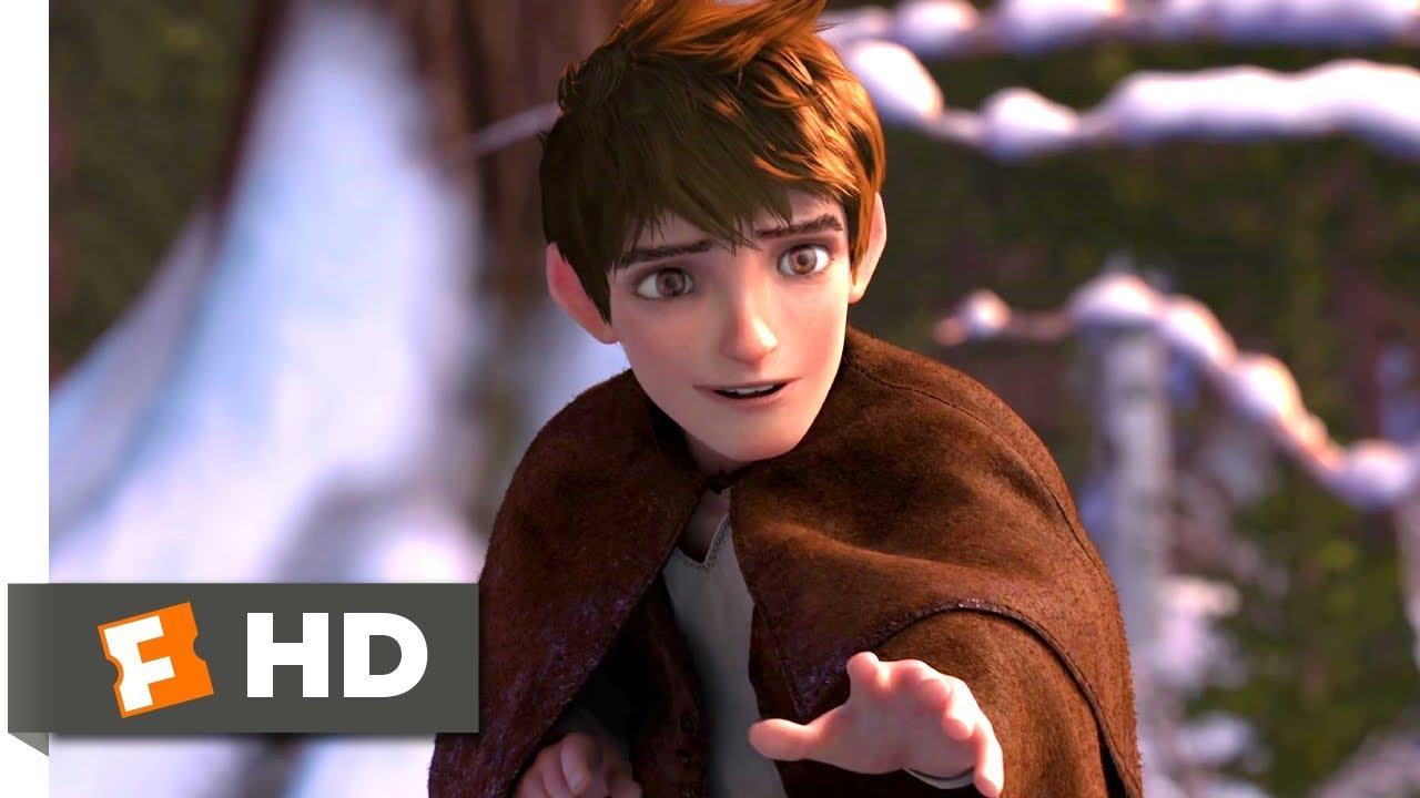 Rise of the Guardians (2012) - The Origin of Jack Frost ...Jack Frost Rise Of The Guardians Human