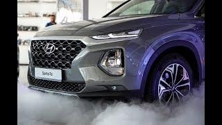 Презентація Hyundai Santa Fe New в ТОВ