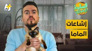 السليط الإخباري - إشاعات الماما | الحلقة (12) الموسم الثامن