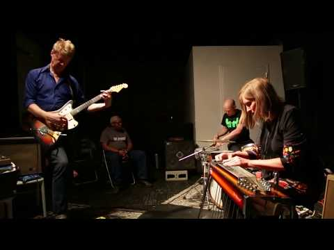 Nels Cline / Susan Alcorn / Chris Corsano - at The Stone, NYC - August 27 2016