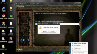 Fable the lost Chapter español textos