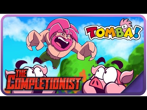 Tomba! | The Completionist