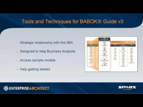 Better Business Outcomes with Enterprise Architect and BABOK