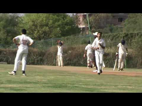 Rising Star vs BMS Cricket Academy