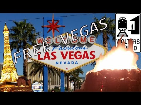 Visit Las Vegas - 8 Free Things To Do in Las Vegas