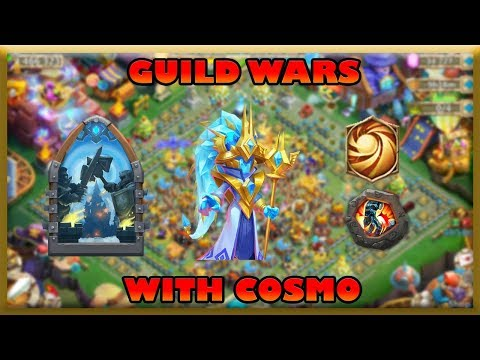 Castle Clash: Guild Wars With Cosmo!
