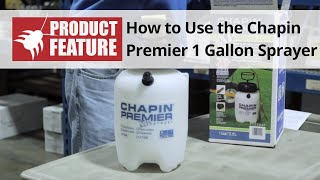 Chapin Premier 1 Gallon Sprayer