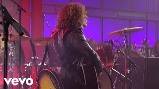 The Killers - Runaways (Live On Letterman)
