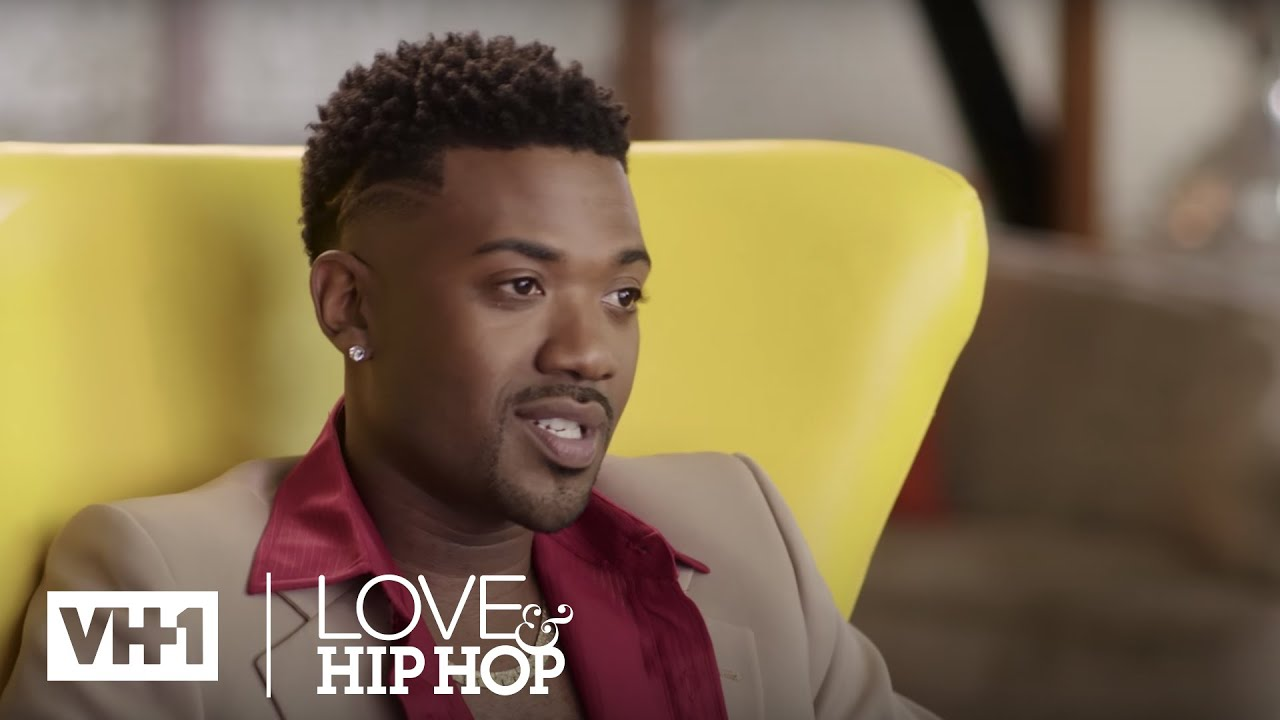 Who is ray j hookup on love and hip hop