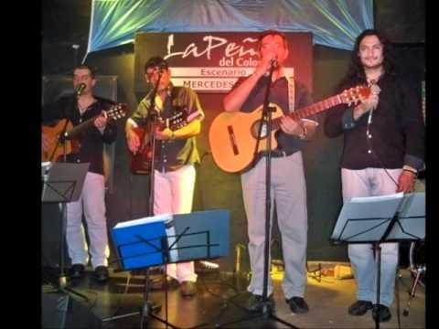 Grupo Folklorico Viento Pampa: Anaranjado