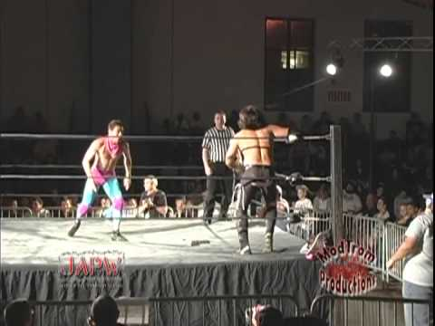 JAPW NJ State Champion Archadia vs. Bandido Jr vs. Pinkie Sanchez vs. Azrieal