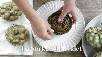 Latva-artisokka