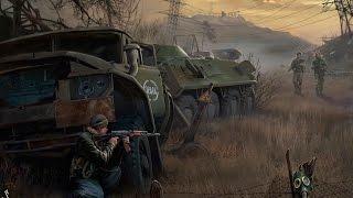 =ARMA 3 Stalker online=  Свобода, дед и штурм военных! Серия №10