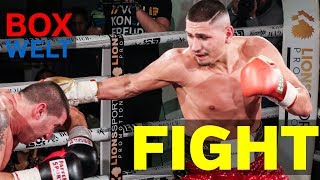 Emre Cukur vs Slavisa Simeunovic - 6 rounds super middleweight - 10.02.2018 - LEO's Boxgym, München