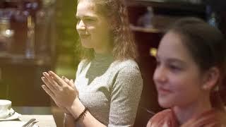 Уроки хороших манер | Этикет| Школа для девочек NOVAYA YA