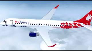 НОВОСТИ ТУРИЗМА: Лоу-кост Buta Airways: из Киева в Баку за $30!