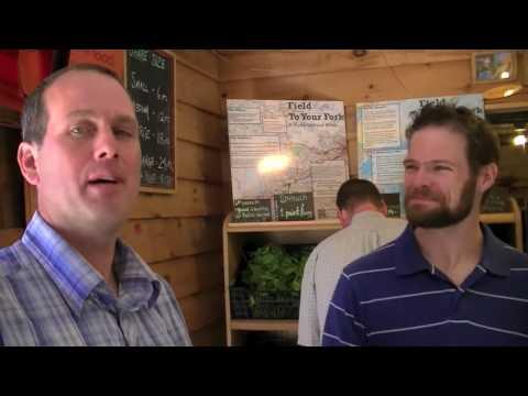 Interview Organic Farmer Everdale Farm