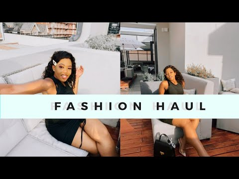 Instagram Boutiques || Fashion Haul || South African Youtuber