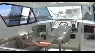 ArrowCat Power Catamaran - The Inside View