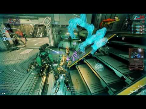 Warframe AXI N3 Radshare corpus mobile defence lots of downs