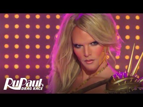 Every Season 4 Runway | RuPaul's Drag Race