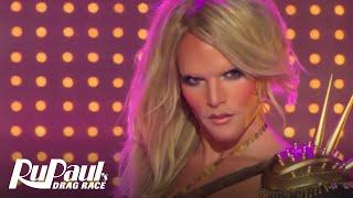 ALL Season 4 Runways 'Sissy that Walk' 💃 RuPaul's Drag Race | RuVault