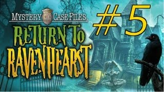 Mystery Case Files: Return to Ravenhearst Walkthrough part 5