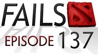 Dota 2 Fails of the Week - Ep. 137