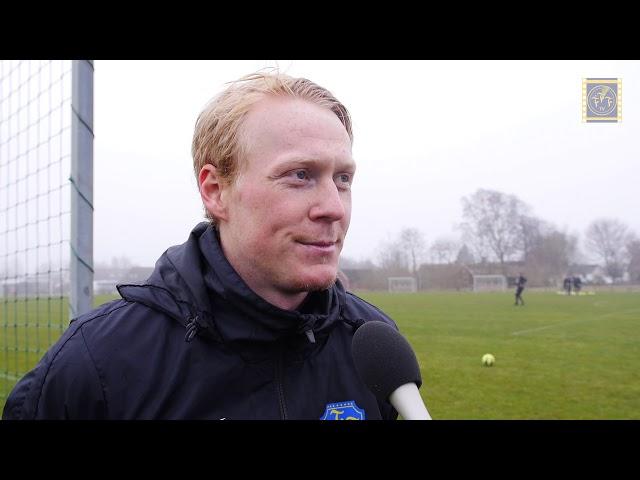 Inför Falkenbergs FF - Örebro, Allsvenskan 2019 1